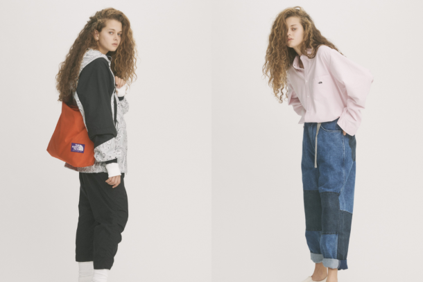 THE NORTH FACE PURPLE LABEL's SS19 Lookbook