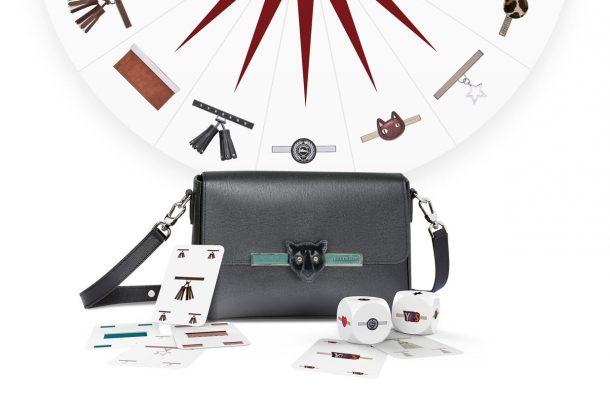 Longchamp Game On 系列讓你發揮創意,設計專屬自己的手袋