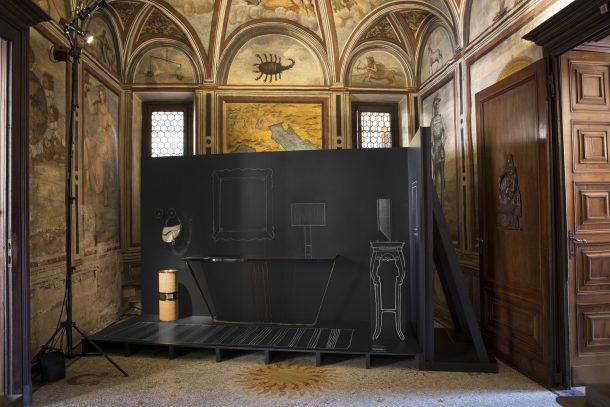 Dior Maison X Dimore Studio 家飾系列,遊走在古典優雅與神秘復古之間