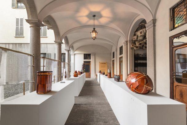 LOEWE 攜手十位國際名匠,呈獻創新「LOEWE Baskets」藝術展覽
