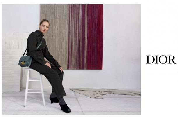 Jennifer Lawrence 型格代言、名人力捧! Dior 的全新手袋「30 Montaigne」,你還有不買的理由嗎?