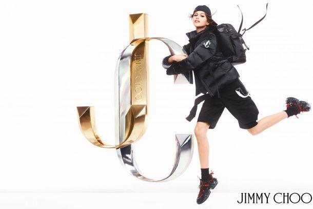 Jimmy Choo Fall Winter 2019 Ad Campaign