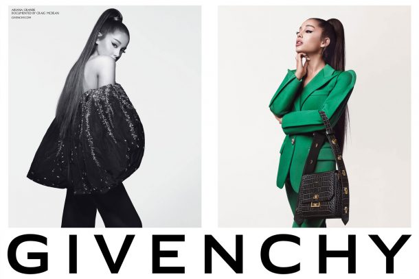 Givenchy FW19 Ad Campaign