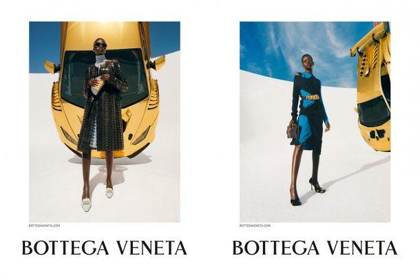Bottega Veneta Fall19 Ad Campaign