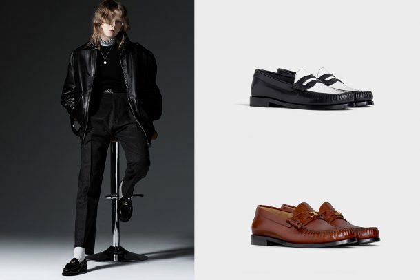 CELINE 推出全新 LUCO LOAFER 鞋履