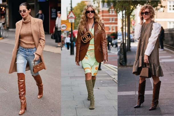 Must Have Item - High-knee Boots