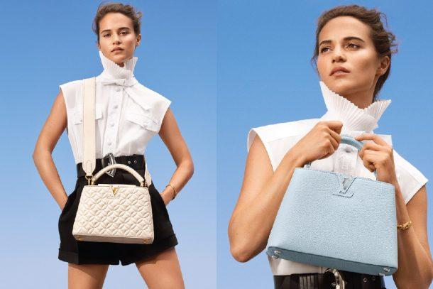 "Louis Vuitton ""New Classic"" campaign"