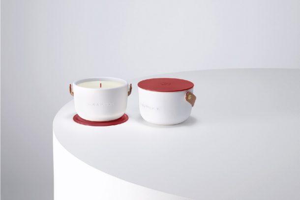 Louis Vuitton I (RED) 蠟燭 支持對抗愛滋病