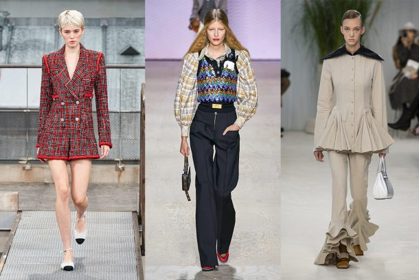4 Trends of Paris Fashion Week SS20