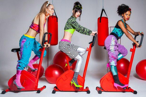 穿高跟鞋做運動也沒問題!讓你驚喜的 Christian Louboutin Icons Collection