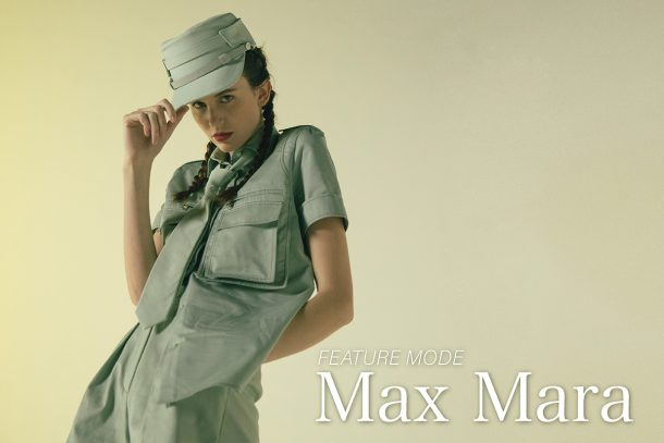Feature Mode: Max Mara