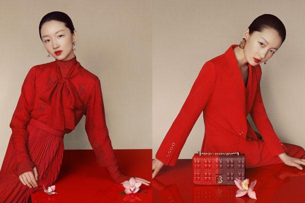 Burberry 最時尚的大紅色調!