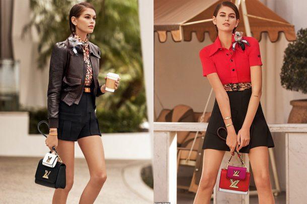 又被 Kaia 燒到了!Louis Vuitton 新款「Twist 子母包」CP 值超高!