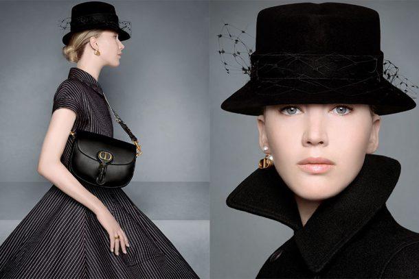 Jennifer Lawrence 為 Dior 拍攝2020 秋季廣告,強勁影后氣場大開!