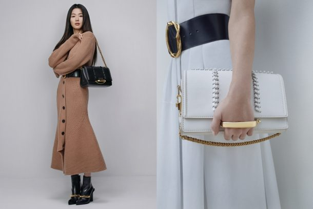 令每個女生都心動的升級版本: Alexander McQueen The Story Shoulder Bag 跑出成為時尚達人們的心頭好