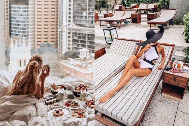 在港也能享受旅遊感覺!以下4間「網紅酒店」是你的 staycation 最佳選擇!