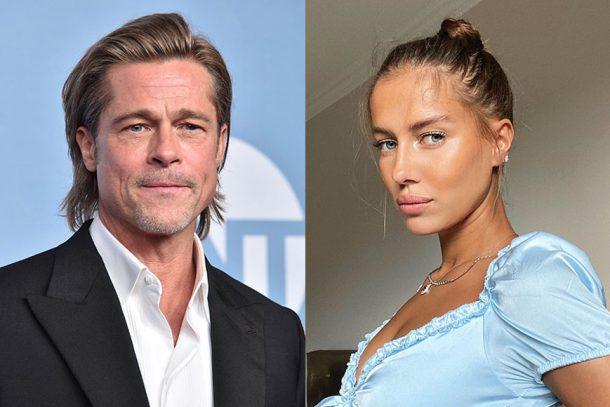 Brad Pitt 新戀情曝光!這位酷似 Angelina Jolie 的 27 歲新歡到底是誰?