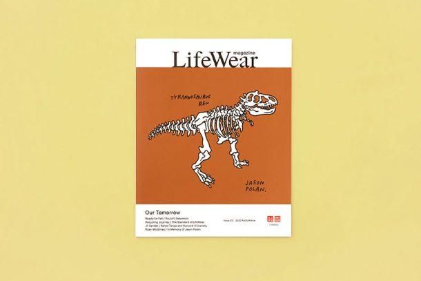 Jil Sander、坂本龍一加持,UNIQLO《LifeWear》雜誌第 3 期,你一定要細閱珍藏!