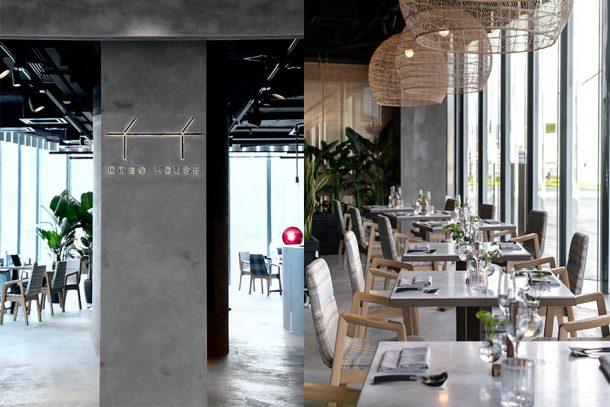 在 K11 Musea 6樓發現最時尚、滿載藝術氣息的新派餐廳:COBO HOUSE!