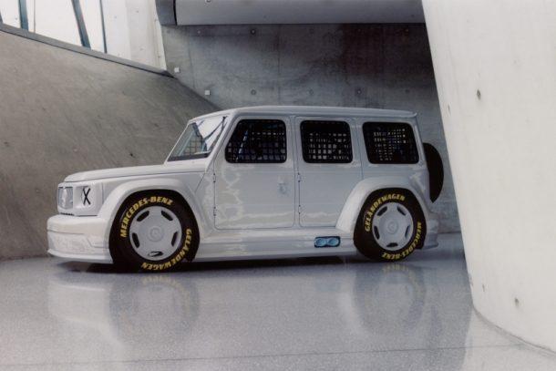 破天荒合作企劃 Project Geländewagen 完成,Mercedes-Benz 攜 Virgil Abloh 一同揭示 G-Wagen 藝術作