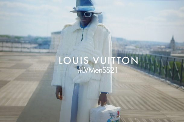 【Louis Vuitton 男裝 2021 春夏系列時裝展】《Message in a Bottle》東京站實時直播
