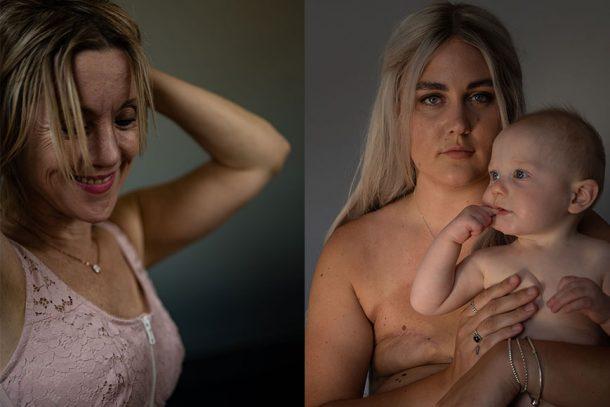 「粉紅十月」:Stella McCartney 拍攝感人短片提醒女性關注乳房健康