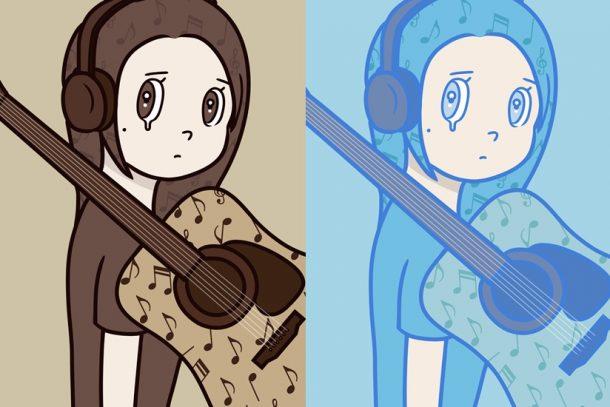 日本藝術家橋爪悠也帶來首個香港展覽「eyewater: MUSIC」,部份新作更以戴祖儀為創作藍本!