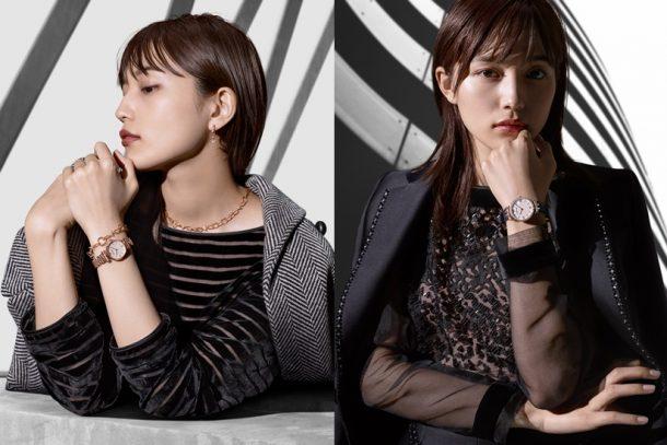 聖誕送禮提案!以華麗璀璨的 Emporio Armani 腕錶與首飾點綴浪漫時刻!