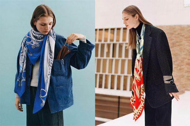 這個秋冬 Hermès 給出保暖又時尚的穿搭建議!