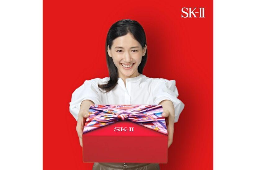 為肌膚送上專屬 SK-II 聖誕禮物