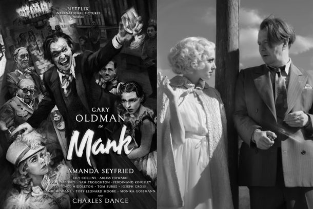 Netflix 12 月焦點電影《Mank》4 大必看原因