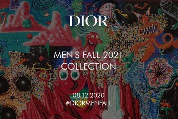 【Dior 男裝發佈】Dior Men Fall 2021 時裝展直播