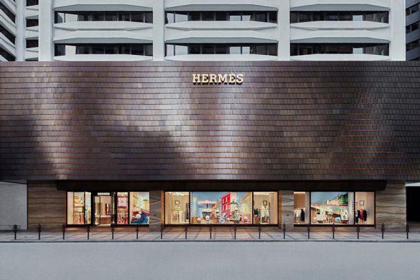 Hermès 海港城全新專門店正式開幕!透過照片率先欣賞內裡的高貴典雅裝潢