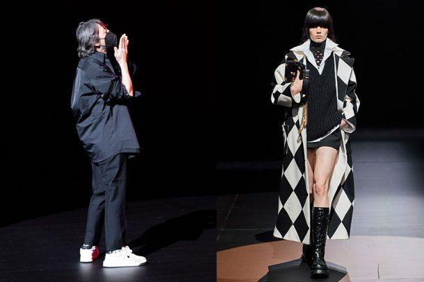 【#米蘭時裝周】除了浪漫和優雅,Valentino 也是型格和龐克的化身!