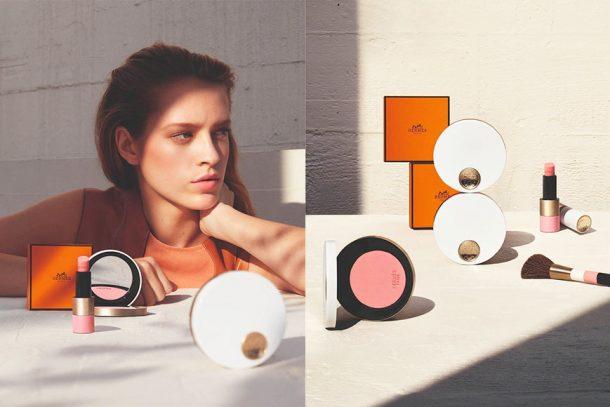 Hermès 胭脂系列 Rose Hermès 驚喜登場!高質感設計再次打動你的心!