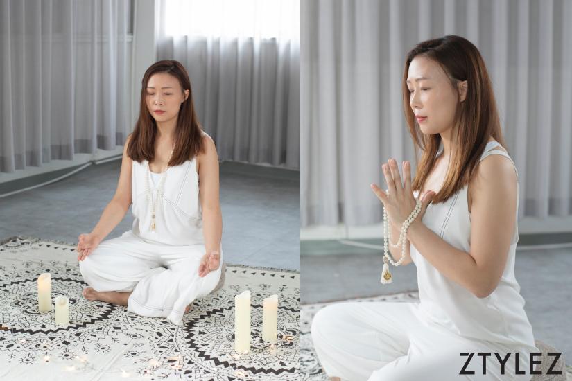 Sound Healing 聲音療癒師 Kristy Tsang