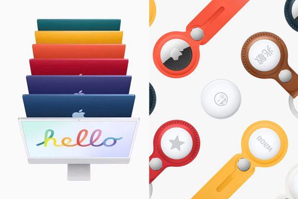 Apple 春季發佈會中,9 款你不能錯過的新品!
