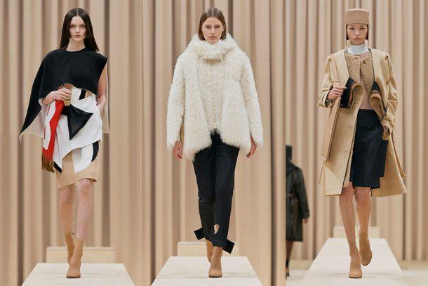 Burberry 2021 秋冬系列:致敬堅毅女性的時尚情書
