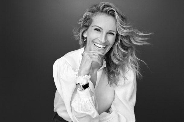 Julia Roberts 出鏡 Chopard 廣告大片,以招牌燦爛笑容傳遞自由與喜悅!