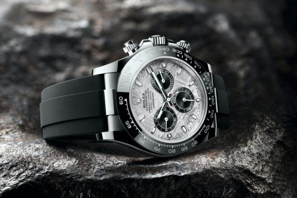 #2021鐘錶與奇蹟:Rolex「隕石面」Daytona 登場,以貴金屬鑄造三款系列新作
