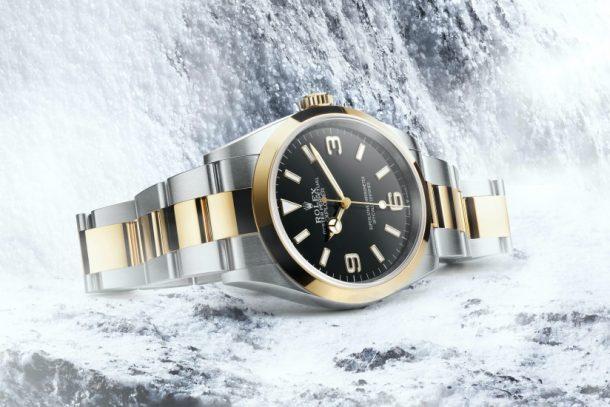 #2021鐘錶與奇蹟:Rolex 發表「金鋼」Explorer,有意還原初代風範?