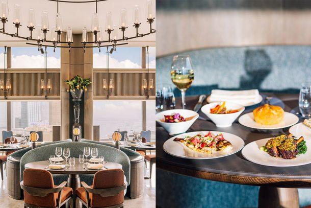 The Upper House 最新打卡餐廳 Salisterra,49 樓品嚐米芝蓮地中海料理!