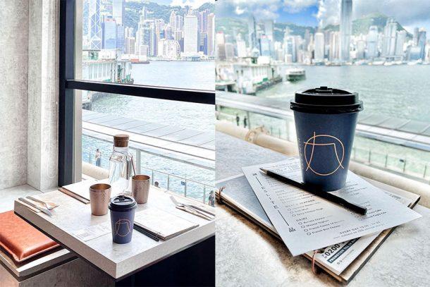 咖啡與書香完美結合!人氣咖啡店 NINETYs 進駐尖沙咀誠品
