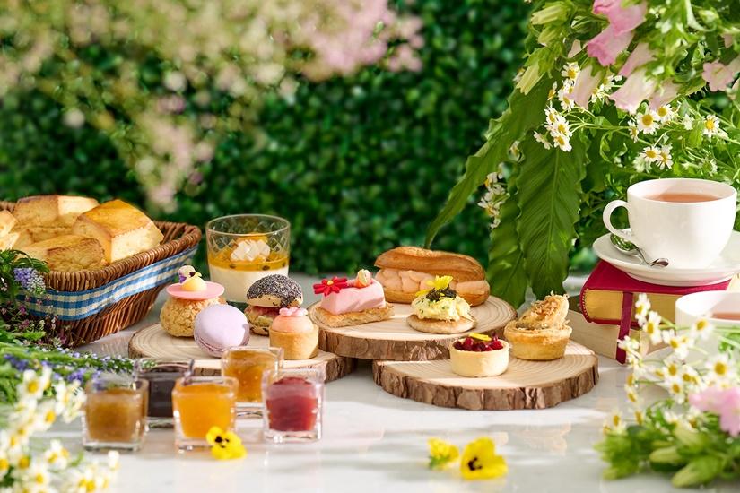 香港美利酒店 x Jo Malone London「初夏遊園」下午茶