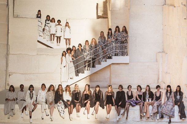 Chanel 2021/22 早春度假系列:當優雅香奈兒脫變成龐克少女