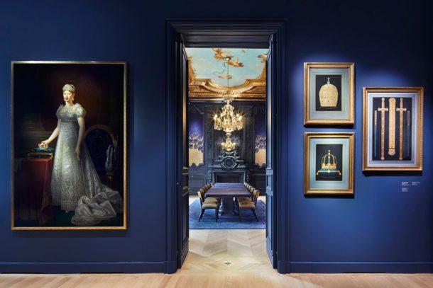 重溫拿破崙與約瑟芬皇后的浪漫愛情,Chaumet 巴黎凡登廣場旗艦店迎來一場結合珠寶與藝術的展覽。