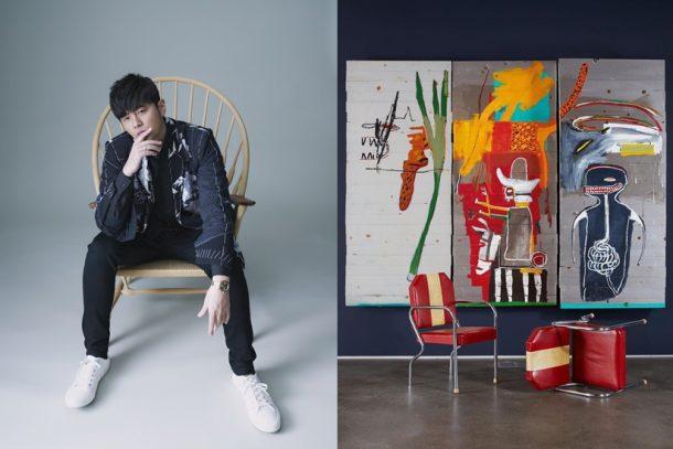 周杰倫與蘇富比跨界聯手!首屆「Contemporary Curated: Asia」拍賣下月展開,Jean-Michel Basquiat 作品將領銜晚拍!