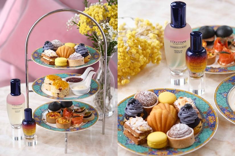 L'OCCITANE x Madame Fù「Provence」下午茶