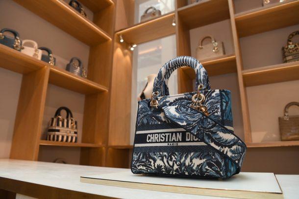 DIOR 期間限定店進駐中環置地廣場!一覽多款經典 Lady Dior 及特別版手袋!