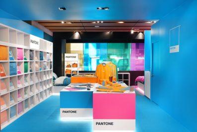 Pantone 生活實體店